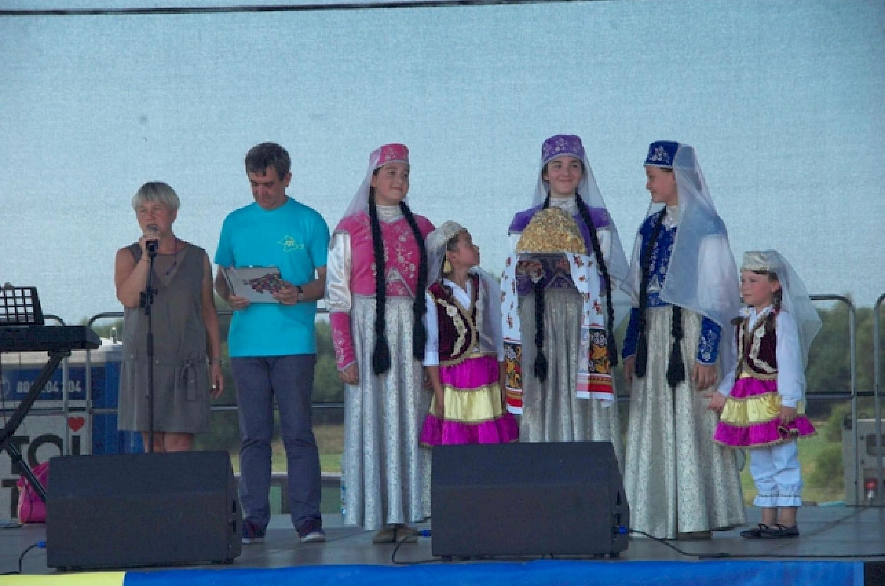Aussehen tataren Tataren [1]